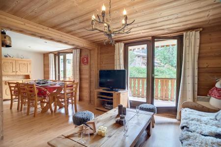 Rent in ski resort 5 room apartment 10 people (02) - La Résidence Altitude - Saint Martin de Belleville - Plan