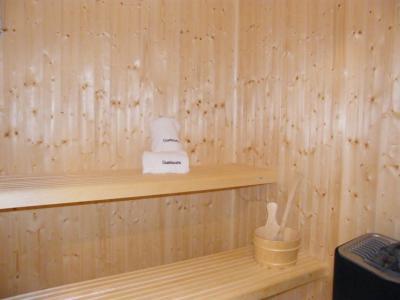 Rent in ski resort 4 room triplex chalet 6 people (Aigle) - Le Hameau de Caseblanche - Saint Martin de Belleville - Sauna
