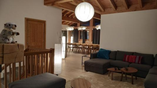 Rent in ski resort 8 room triplex chalet 16 people (Litote) - Le Hameau de Caseblanche - Saint Martin de Belleville