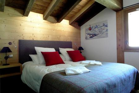 Rent in ski resort 8 room quadriplex chalet 16 people (Becca) - Le Hameau de Caseblanche - Saint Martin de Belleville