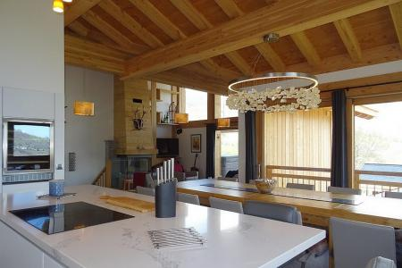 Rent in ski resort 8 room triplex chalet 14 people (Cerf d'Or) - Le Hameau de Caseblanche - Saint Martin de Belleville