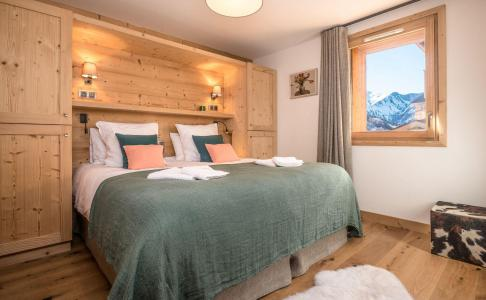 Rent in ski resort 8 room quadriplex chalet 14 people (Chanterella) - Le Hameau de Caseblanche - Saint Martin de Belleville