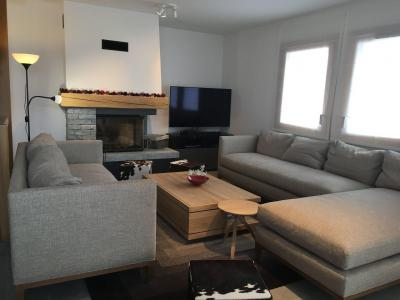Rent in ski resort 8 room quadriplex chalet 14 people (Allium) - Le Hameau de Caseblanche - Saint Martin de Belleville