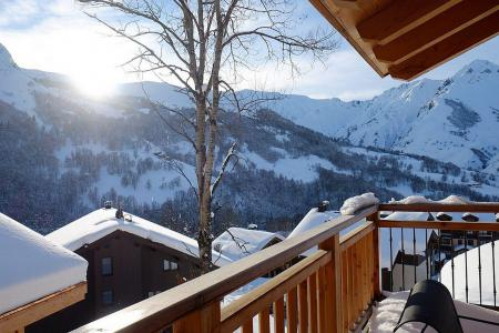 Rent in ski resort 7 room triplex chalet 14 people (Haleakala) - Le Hameau de Caseblanche - Saint Martin de Belleville