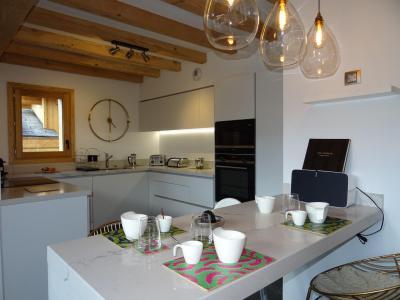 Location au ski Chalet triplex 6 pièces 12 personnes (Ibis Viperae) - Le Hameau de Caseblanche - Saint Martin de Belleville