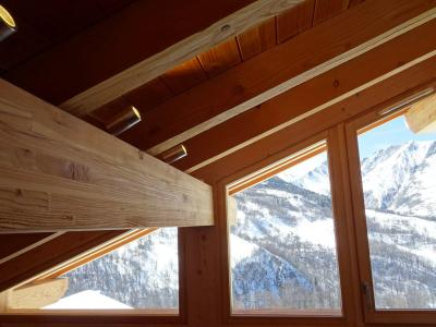 Rent in ski resort 7 room duplex chalet 12 people (Bouc Blanc) - Le Hameau de Caseblanche - Saint Martin de Belleville