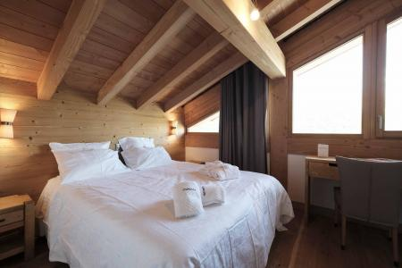 Rent in ski resort 7 room triplex chalet 12 people (Myriel) - Le Hameau de Caseblanche - Saint Martin de Belleville