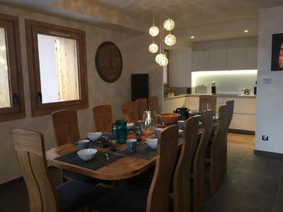 Rent in ski resort 7 room triplex chalet 12 people (Tawny) - Le Hameau de Caseblanche - Saint Martin de Belleville