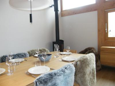 Rent in ski resort 5 room triplex chalet 8 people (Landenoire) - Le Hameau de Caseblanche - Saint Martin de Belleville