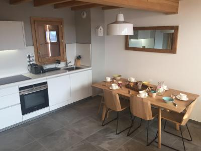 Rent in ski resort 4 room triplex chalet 6 people (Léa) - Le Hameau de Caseblanche - Saint Martin de Belleville