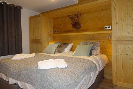 Rent in ski resort A293 - Le Hameau de Caseblanche - Saint Martin de Belleville - Double bed
