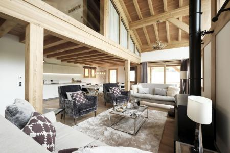 Rent in ski resort A293 - Le Hameau de Caseblanche - Saint Martin de Belleville - Living room