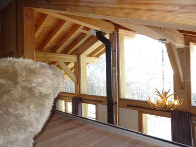 Rent in ski resort A293 - Le Hameau de Caseblanche - Saint Martin de Belleville - Mezzanine