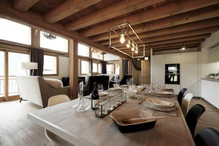 Rent in ski resort A293 - Le Hameau de Caseblanche - Saint Martin de Belleville - Table