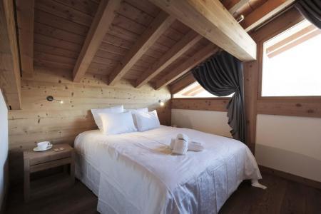 Location au ski Chalet duplex 7 pièces 12 personnes (Bouc Blanc) - Le Hameau de Caseblanche - Saint Martin de Belleville - Lit mezzanine double