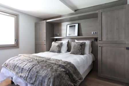 Location au ski Chalet quadriplex 5 pièces 8 personnes (Augustine) - Le Hameau de Caseblanche - Saint Martin de Belleville - Chambre