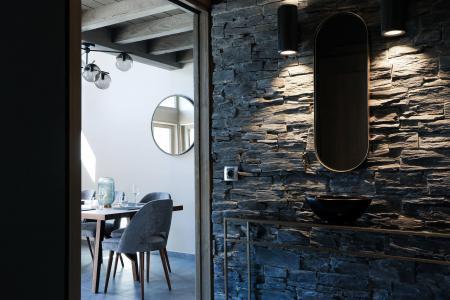 Location au ski Chalet quadriplex 5 pièces 8 personnes (Augustine) - Le Hameau de Caseblanche - Saint Martin de Belleville - Séjour