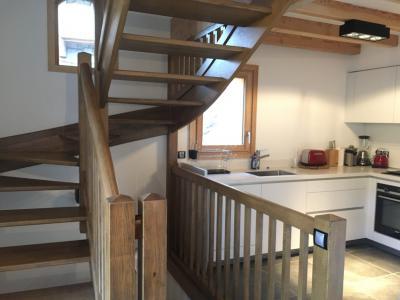 Location au ski Chalet quadriplex 6 pièces 10 personnes (Monte Corona) - Le Hameau de Caseblanche - Saint Martin de Belleville - Couloir