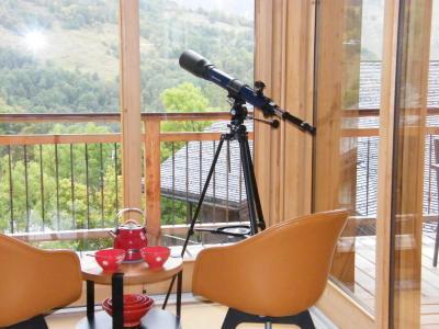 Location au ski Chalet quadriplex 6 pièces 10 personnes (Monte Corona) - Le Hameau de Caseblanche - Saint Martin de Belleville - Séjour