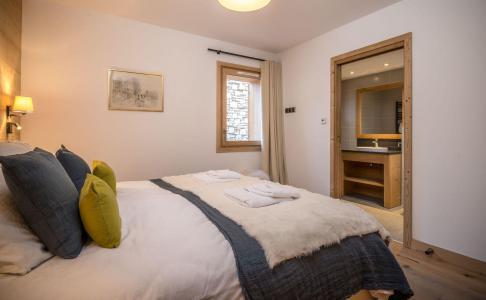 Location au ski Chalet quadriplex 8 pièces 14 personnes (Chanterella) - Le Hameau de Caseblanche - Saint Martin de Belleville - Lit double
