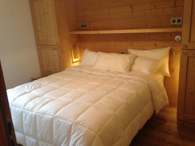 Location au ski Chalet triplex 4 pièces 6 personnes (Coron) - Le Hameau de Caseblanche - Saint Martin de Belleville - Chambre