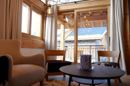 Location au ski Chalet triplex 4 pièces 6 personnes (Selini) - Le Hameau de Caseblanche - Saint Martin de Belleville - Appartement