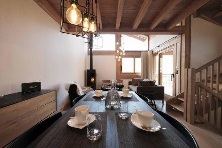 Location au ski Chalet triplex 4 pièces 6 personnes (Selini) - Le Hameau de Caseblanche - Saint Martin de Belleville - Table