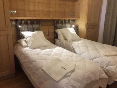 Location au ski Chalet triplex 5 pièces 8 personnes (Eceel) - Le Hameau de Caseblanche - Saint Martin de Belleville - Cabine