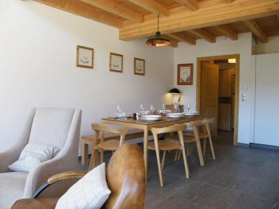 Location au ski Chalet triplex 5 pièces 8 personnes (Eceel) - Le Hameau de Caseblanche - Saint Martin de Belleville - Séjour