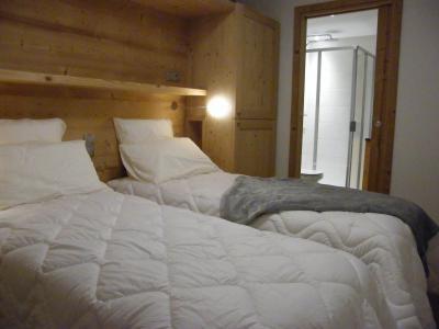 Location au ski Chalet triplex 5 pièces 8 personnes (Landenoire) - Le Hameau de Caseblanche - Saint Martin de Belleville - Lit simple