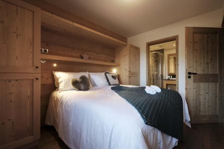 Location au ski Chalet triplex 5 pièces 8 personnes (Pomme de Pin) - Le Hameau de Caseblanche - Saint Martin de Belleville - Chambre