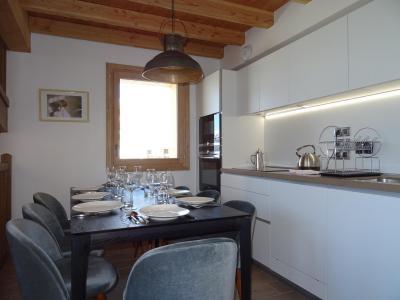 Location au ski Chalet triplex 5 pièces 8 personnes (Pomme de Pin) - Le Hameau de Caseblanche - Saint Martin de Belleville - Cuisine