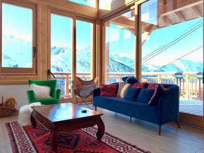 Location au ski Chalet triplex 5 pièces 8 personnes (Pomme de Pin) - Le Hameau de Caseblanche - Saint Martin de Belleville - Table