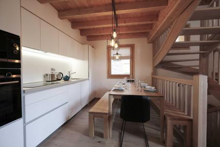 Location au ski Chalet triplex 5 pièces 8 personnes (Winterfold) - Le Hameau de Caseblanche - Saint Martin de Belleville - Séjour