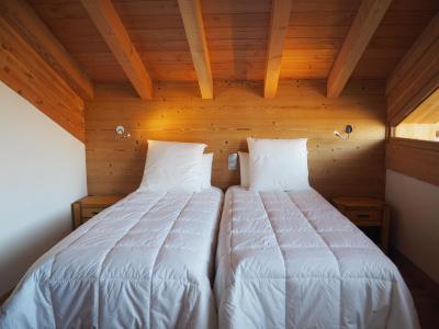 Location au ski Chalet triplex 7 pièces 12 personnes (Myriel) - Le Hameau de Caseblanche - Saint Martin de Belleville - Lit simple