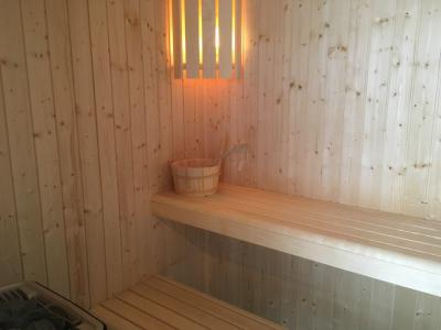 Rent in ski resort 8 room quadriplex chalet 14 people (Allium) - Le Hameau de Caseblanche - Saint Martin de Belleville - Sauna