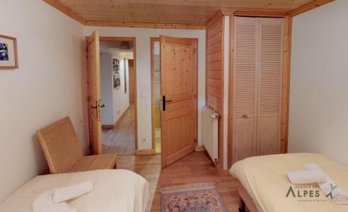 Location au ski Chalet triplex 6 pièces 10 personnes - Les Balcons de St Martin - Saint Martin de Belleville - Baignoire