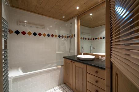 Rent in ski resort 3 room apartment 6 people (C09) - Les Chalets du Gypse - Saint Martin de Belleville - Apartment
