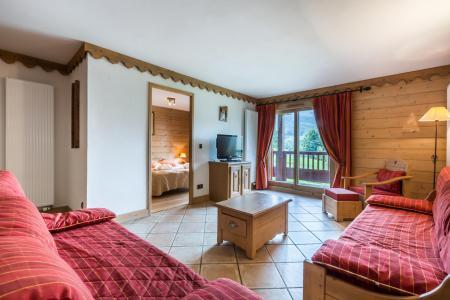 Rent in ski resort 4 room apartment 8 people (B01) - Les Chalets du Gypse - Saint Martin de Belleville - Apartment