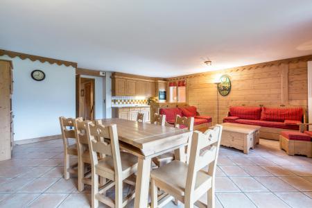 Rent in ski resort 4 room apartment 8 people (B02) - Les Chalets du Gypse - Saint Martin de Belleville - Apartment