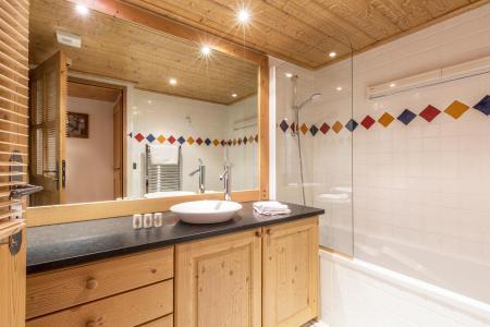 Rent in ski resort 4 room apartment 8 people (C05) - Les Chalets du Gypse - Saint Martin de Belleville - Apartment