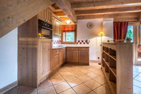 Rent in ski resort 4 room duplex apartment 10 people (C16) - Les Chalets du Gypse - Saint Martin de Belleville - Apartment