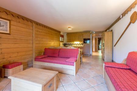 Rent in ski resort 4 room apartment 8 people (C02) - Les Chalets du Gypse - Saint Martin de Belleville