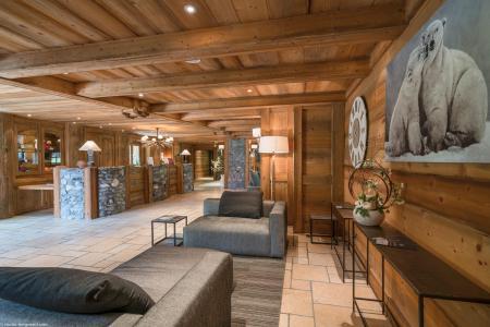Location au ski Les Chalets du Gypse - Saint Martin de Belleville - Réception
