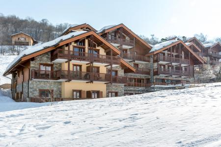 Accommodation Les Chalets du Gypse