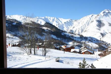Rent in ski resort 4 room apartment 8 people (C06) - Les Chalets du Gypse - Saint Martin de Belleville