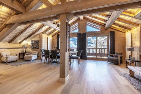 Rent in ski resort 3 room apartment 6 people (A02) - Les Chalets du Gypse - Saint Martin de Belleville