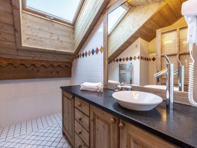 Rent in ski resort 4 room apartment 8 people (A05) - Les Chalets du Gypse - Saint Martin de Belleville
