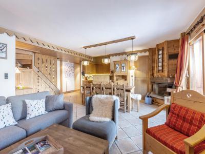 Rent in ski resort 6 room apartment 10 people (A09) - Les Chalets du Gypse - Saint Martin de Belleville