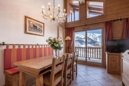 Rent in ski resort 4 room apartment 8 people (B03) - Les Chalets du Gypse - Saint Martin de Belleville